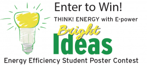 Bright Ideas EE Poster Contest logo